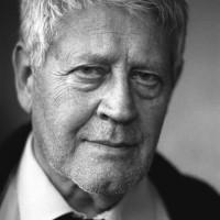 Hugo Pratt portrait
