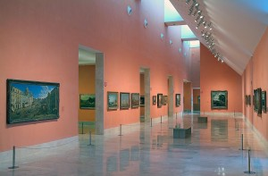 Madrid Thyssen Museum